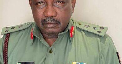 Brig-Gen. Mohammed Yerima, New Army Spokesperson