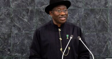 Fmr Nigeria President, Goodluck Jonathan