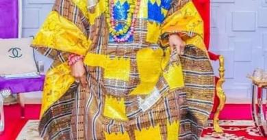 Abdulrasheed Adewale Akanbi,Oluwo of Iwo