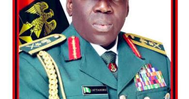 Chief of Army Staff, Ibrahim Attahiru