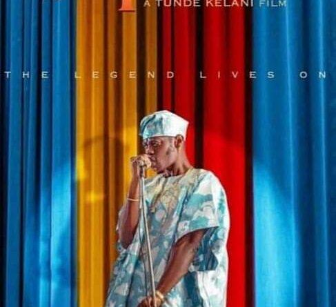 Lateef Oladimeji, Lead Cast of AYINLA