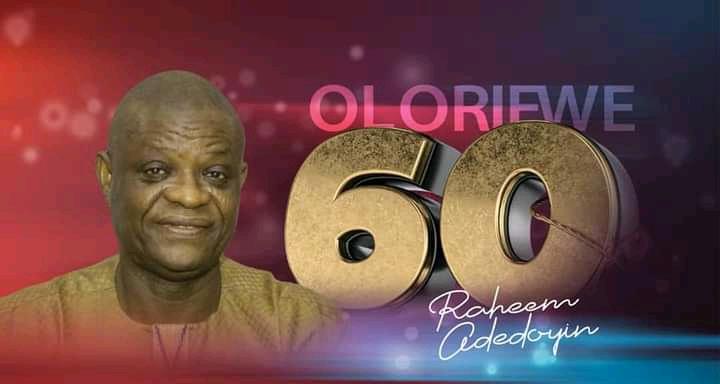 Oloriewe@60