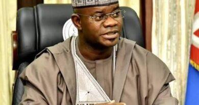 Gov. Yahaya Bello of Kogi State