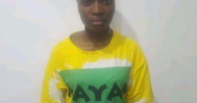 Gloria Okolie, Suspected Militants' Spy Girl
