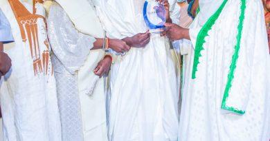 Kwara Gov, AbdulRazaq Bags Leadership Newspaper's Governor of the Year Award