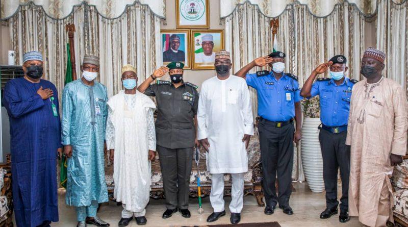 AbdulRazaq Solicits Improved Security Presence as IGP Visits Kwara