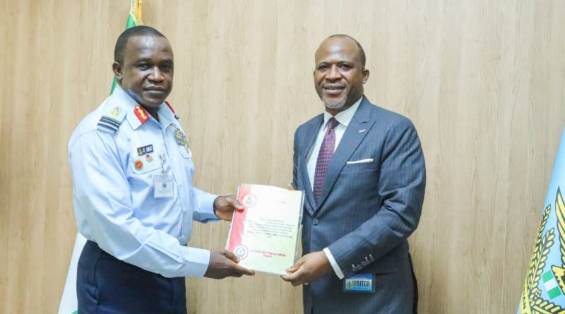Kaduna Plane Crash: Investigation Committee Submits Report to Chief of Air Staff